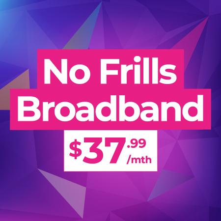 No Frills 1Gbps Broadband